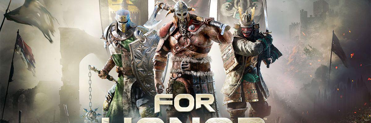 Le jeu For Honor offert pour l'achat de la Xbox One S