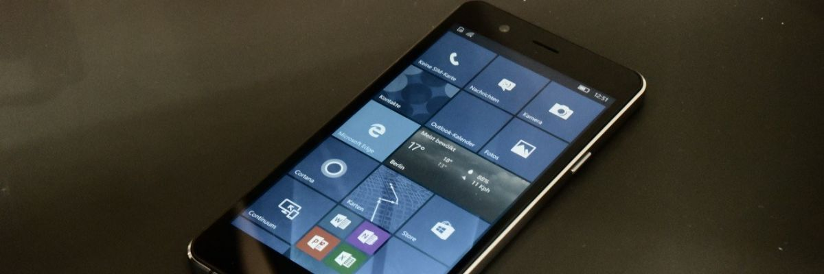 [MAJ] Le Trekstor WinPhone 5.0 est finalement un prototype