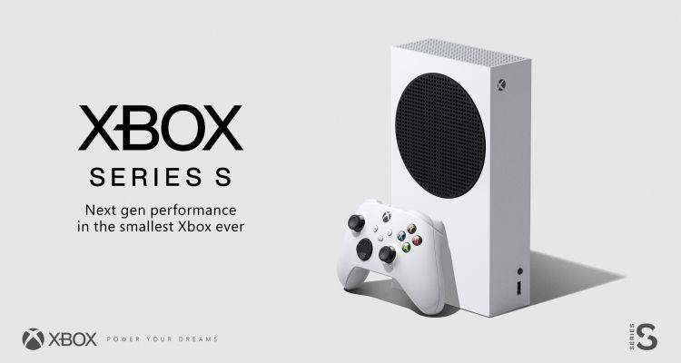 Xbox Series S : design, prix et date de sortie sont officiels
