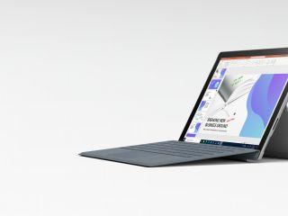 Surface Pro 7 + : Microsoft présente sa nouvelle tablette pour les pros