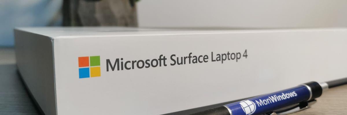 Test du Surface Laptop 4 : que vaut le nouveau PC portable de Microsoft ?