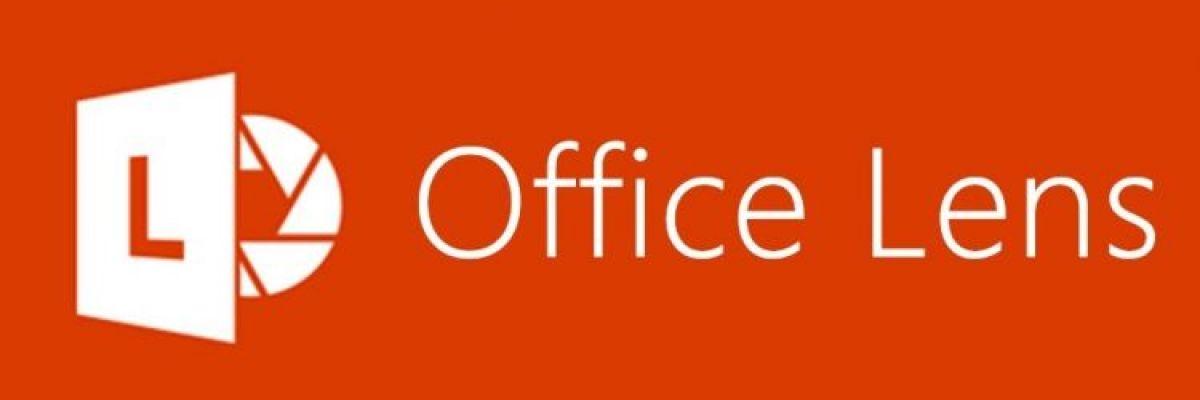 L'application Office Lens se présente enfin à nous en version universelle