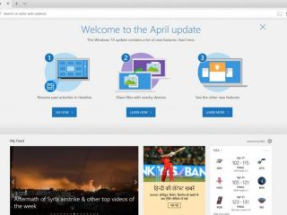 "La Spring Creators Update se nommerait finalement ""April Update"""