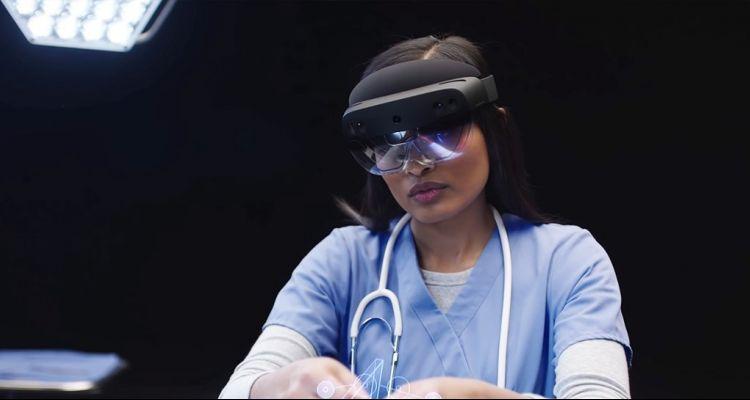 HoloLens 3 : un champ de vision infini et une sortie dans 4 ans ?!