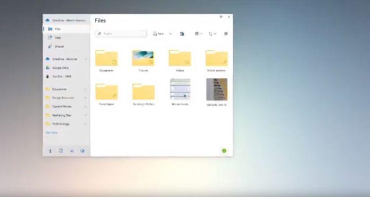 Officiel : nouvel explorateur de fichiers et Menus à venir pour Windows 10
