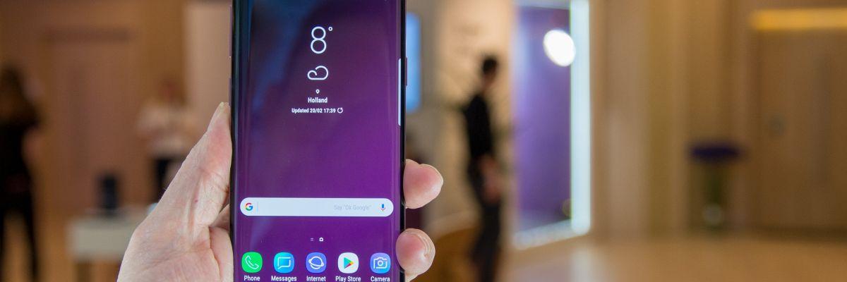 Microsoft commercialisera également les Galaxy S9 sur son Store US