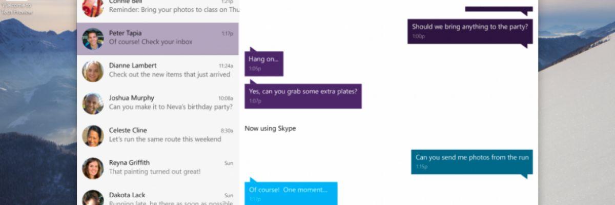 Windows 10 PC Insider : Microsoft déploie la build 14279  pour le canal rapide