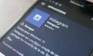 Instagram nécessite 2GB de RAM pour fonctionner correctement (comme Facebook...)