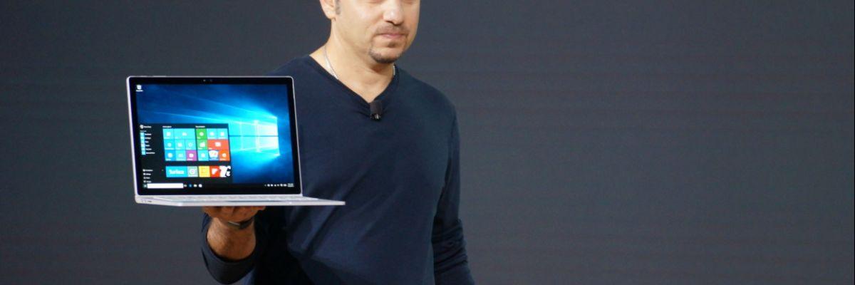 Microsoft dévoilerait un nouvel appareil Surface en octobre