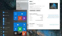Fluid Desktop, un joli concept Fluent Design pour Windows 10