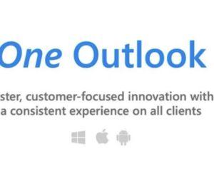 Projet Monarch : Microsoft veut créer un Outlook unique