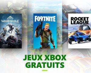 Xbox : plus besoin de payer un abonnement pour jouer aux jeux Free-to-play