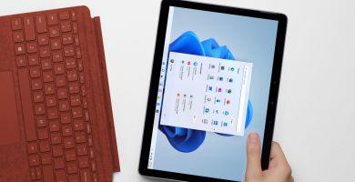 Surface Go 3 : Microsoft dévoile sa petite tablette sous Windows 11