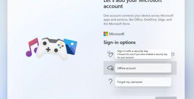 Comment créer un compte local après avoir installé Windows 11 ?