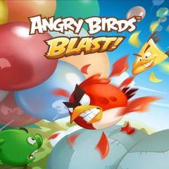 Angry Birds Blast, le genre match-3 revu par Rovio et quelques autres nouveautés