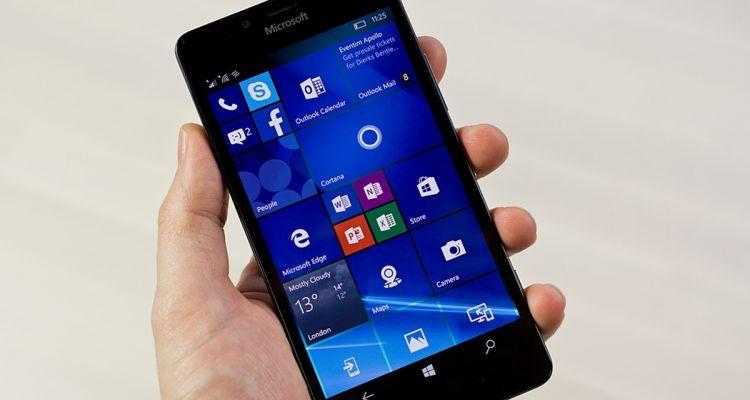 Les PWA ne fonctionneront pas pleinement sur Windows 10 Mobile