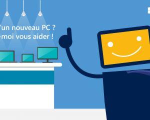 Microsoft lance un chatbot pour vous aider dans le choix de votre PC