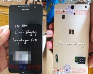 [MAJ] Le Lumia 960 annulé par Microsoft se montre en images