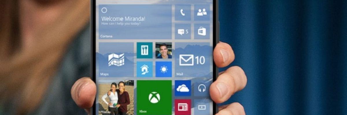 Faut-il encore acheter un smartphone sous Windows 10 Mobile ?