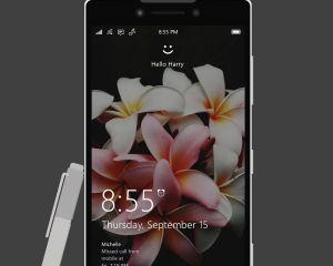 [Concept] Un concept très propre d'un Surface Phone aux allures de Surface Pro 4