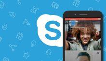 Skype : le partage d'écran arrive sur iPhone et Android
