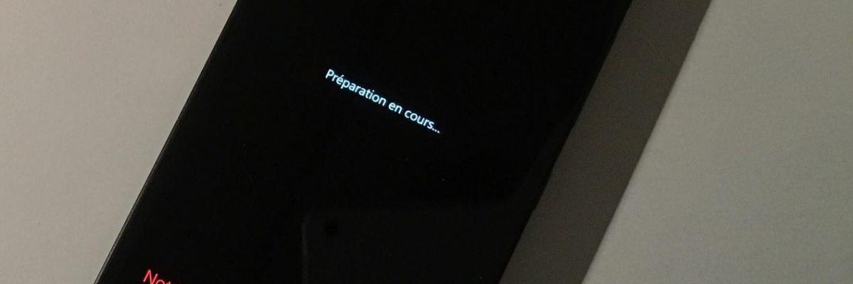Une nouvelle vie pour nos vieux téléphones Windows 10 Mobile grâce aux fans ?