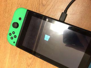 [MAJ] Windows 10 sur la Nintendo Switch, ça vous dit ?