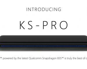 KS-PRO : naissance d'un projet de PC Mobile sous Windows 10 avec Snapdragon 835