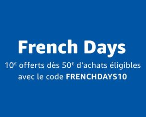 Les French Days, c'est maintenant : partagez vos bons plans !