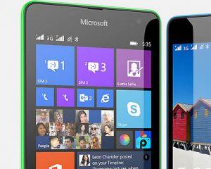 [MAJ3] Microsoft Lumia 535 : MAJ en cours pour corriger le tactile