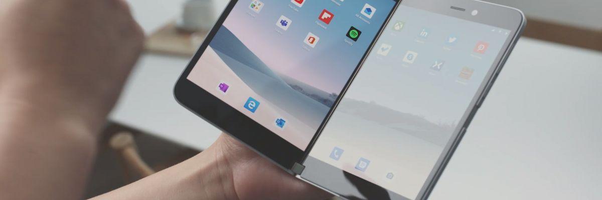 Surface Duo : une mise à jour rapide vers Android 11 semble prévue