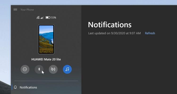 Votre Téléphone : paramétrer son mobile depuis son PC, c'est maintenant possible