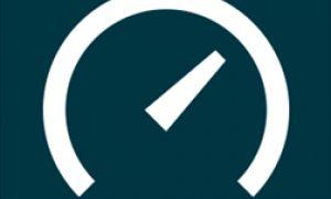 Testez votre connexion Internet avec l'application Speedtest.net
