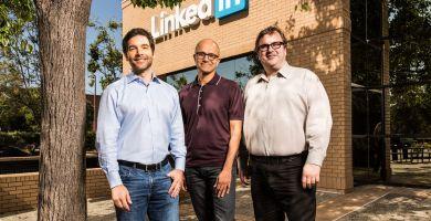 [MAJ2] Le réseau social LinkedIn appartient désormais bel et bien à Microsoft