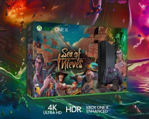 [Bon plan] Un pack Xbox One X à 499€ avec 2 manettes et Sea of Thieves