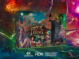 [Bon plan] Un pack Xbox One X à 499€ avec 2 manettes et Sea of Thieves