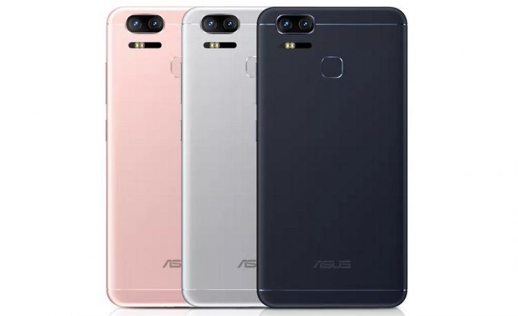 [CES 2017] Asus officialise son ZenFone 3 Zoom et présente le ZenFone AR