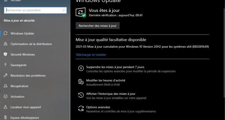 """Windows 10 : solutions à l'erreur 0x0000011b et """"POWER FAILURE"""" du Bluetooth"""