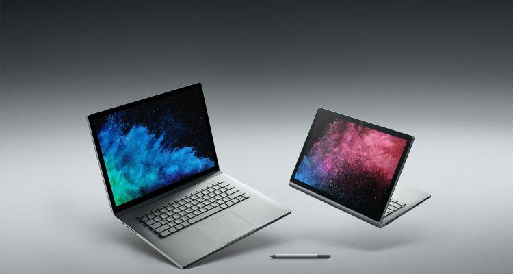 Microsoft lance une édition limitée du Surface Book 2 sur son Store