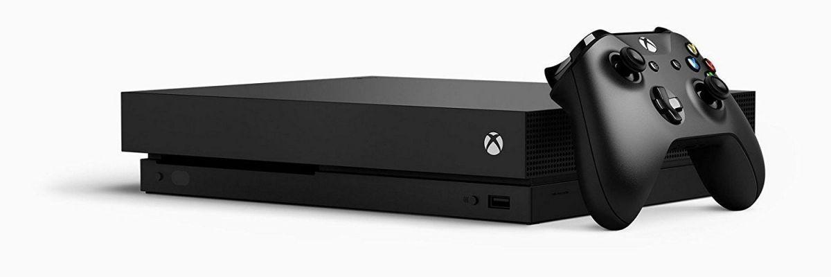 La Xbox One X est disponible, mais en rupture de stock un peu partout !