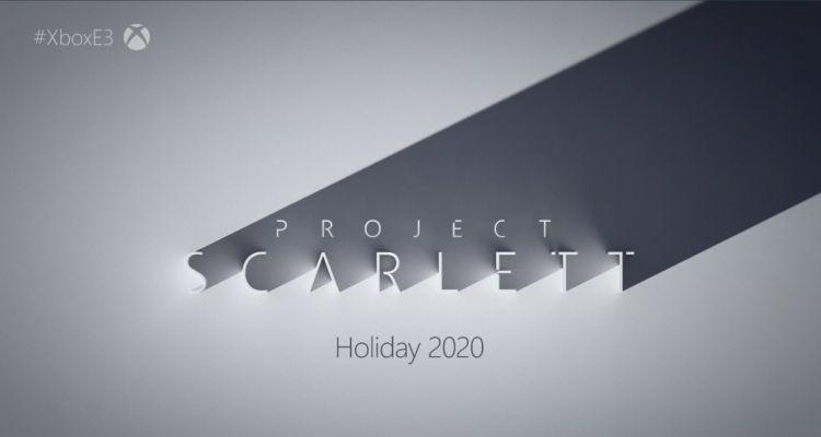 """Microsoft dévoile """"Project Scarlett"""", sa future console next-gen pour 2020"""