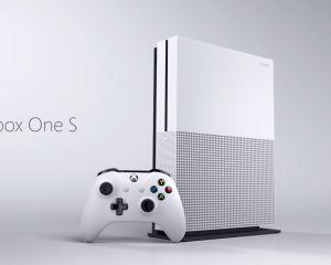 La Xbox One S, disponible dès le 2 août en France