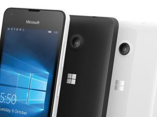 Lumia 550 : sa première mise à jour firmware via Windows Device Recovery Tool