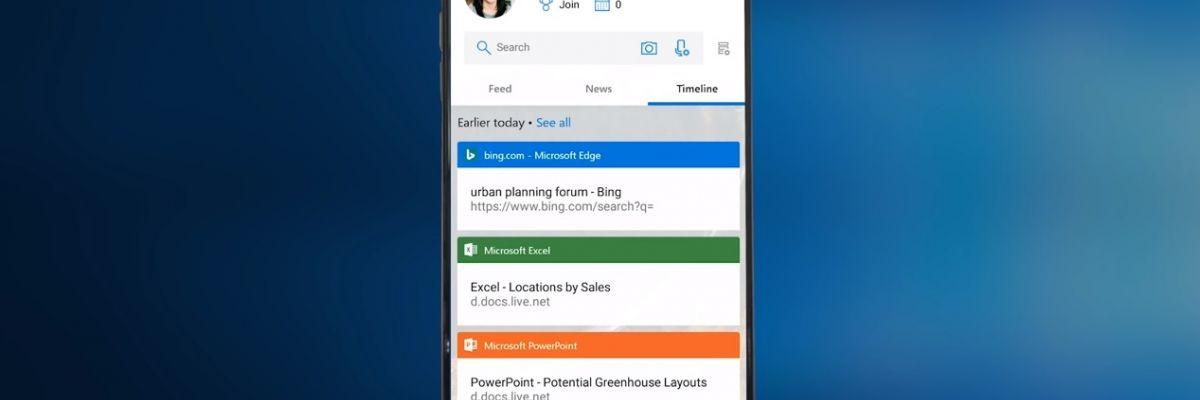 Microsoft Launcher va intégrer WhatsApp et la timeline Windows 10 (Android)