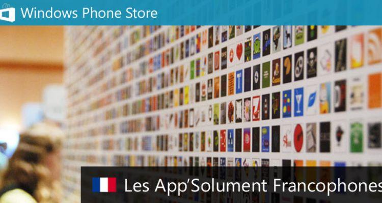 Les App'solument Francophones #56