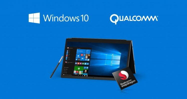 Qualcomm confirme l'arrivée des premiers processeurs ARM pour Windows 10