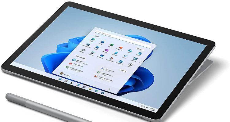 La Surface Go 3 est disponible dès aujourd'hui !