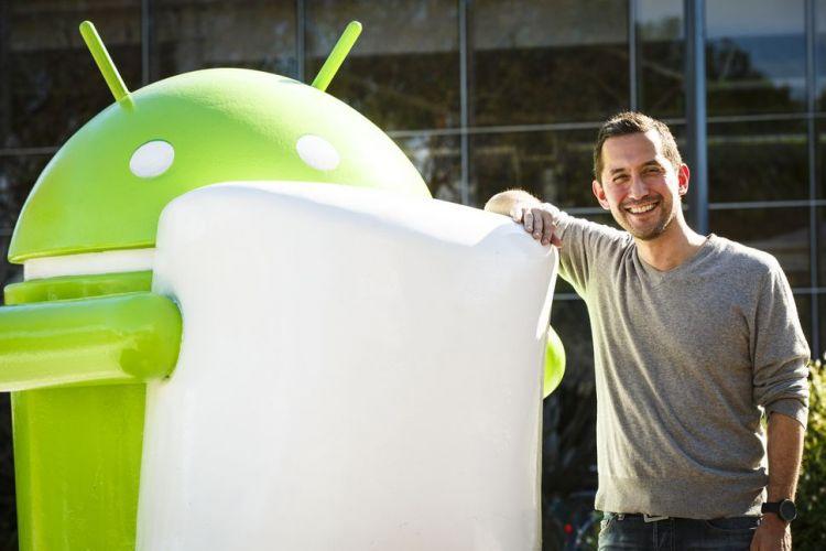 Hiroshi Lockheimer, tête pensante d'Android, nous parle du présent et du futur