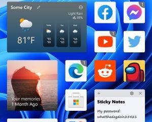 Windows 11 Mobile : à quoi aurait pu ressembler l'OS mobile de Microsoft