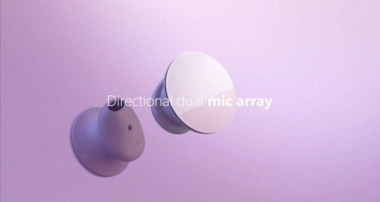 Microsoft dévoile les Surface Earbuds et vient concurrencer les AirPods d'Apple